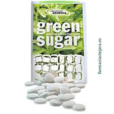 Lab.Remedia Green Sugar Indulcitor natural X 200 comprimate